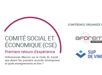 Ordonnances Macron CSE