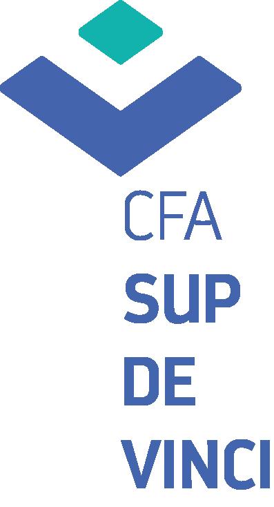 CFA Sup De Vinci logo
