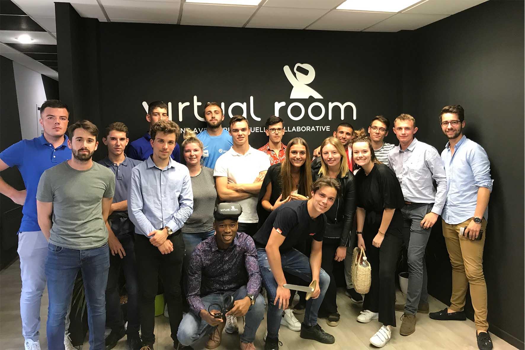 Virtual room Rennes