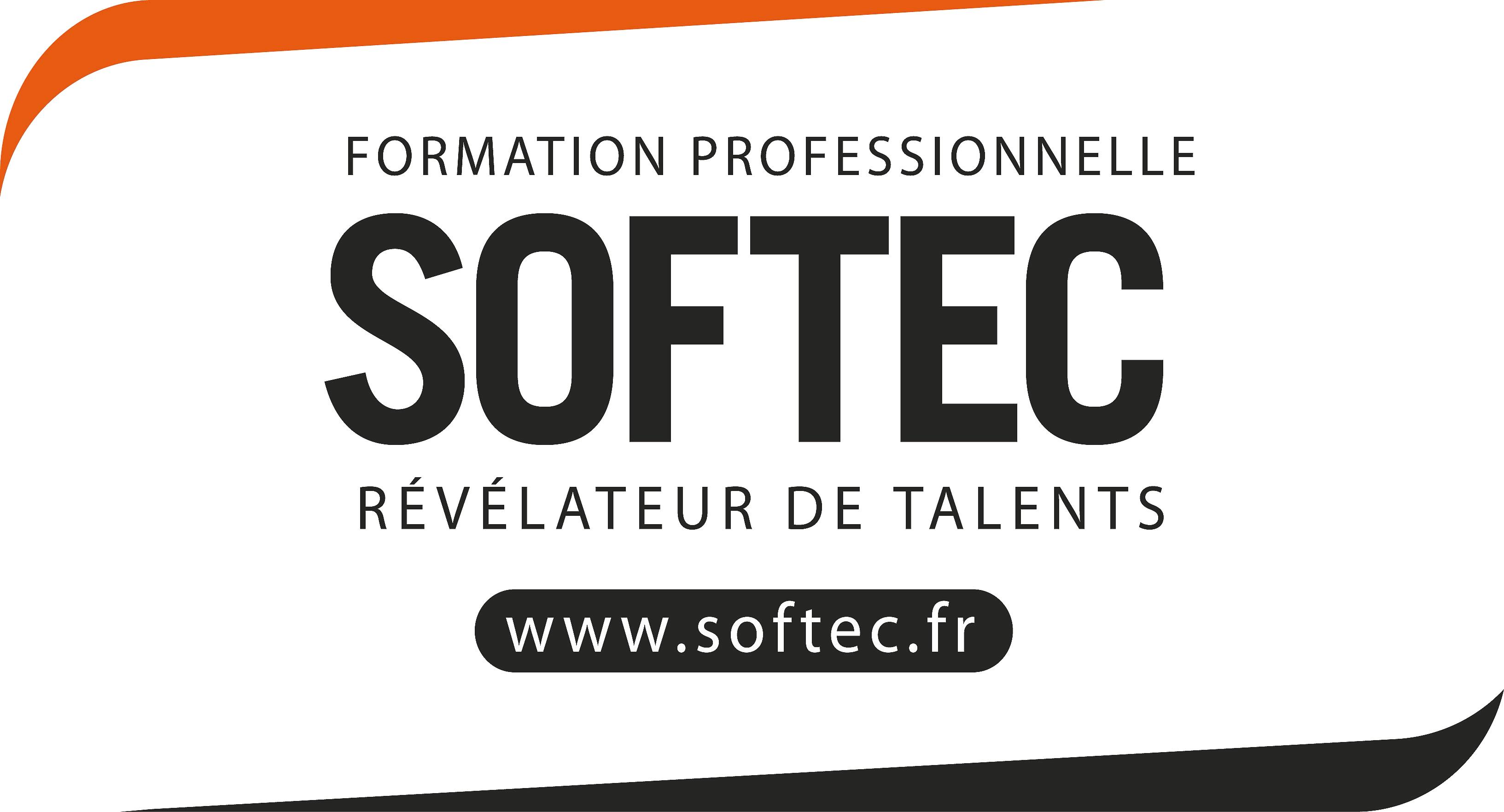 SOFTEC logo